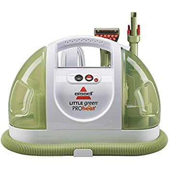 bissell little green proheat pet manual