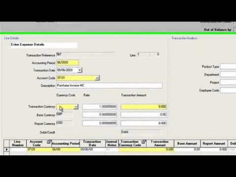sun accounting system user manual
