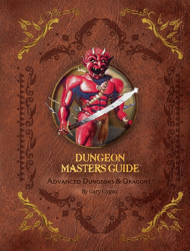 advanced dungeons & dragons monster manual