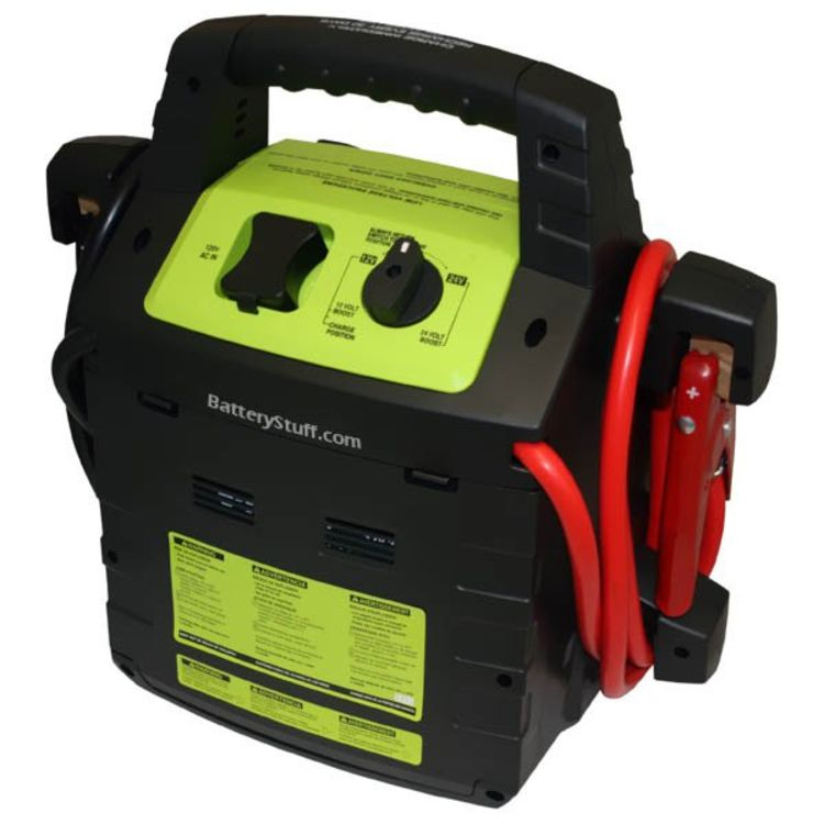 rescue 950 jump pack manual