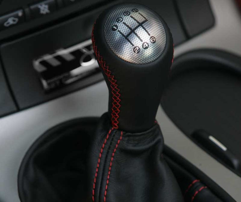 how to shift manual transmission