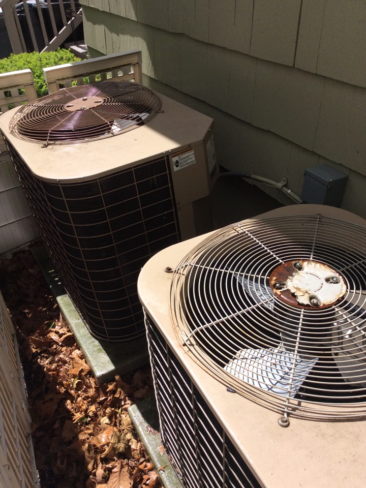 troubleshooting luxaire heating and air manual
