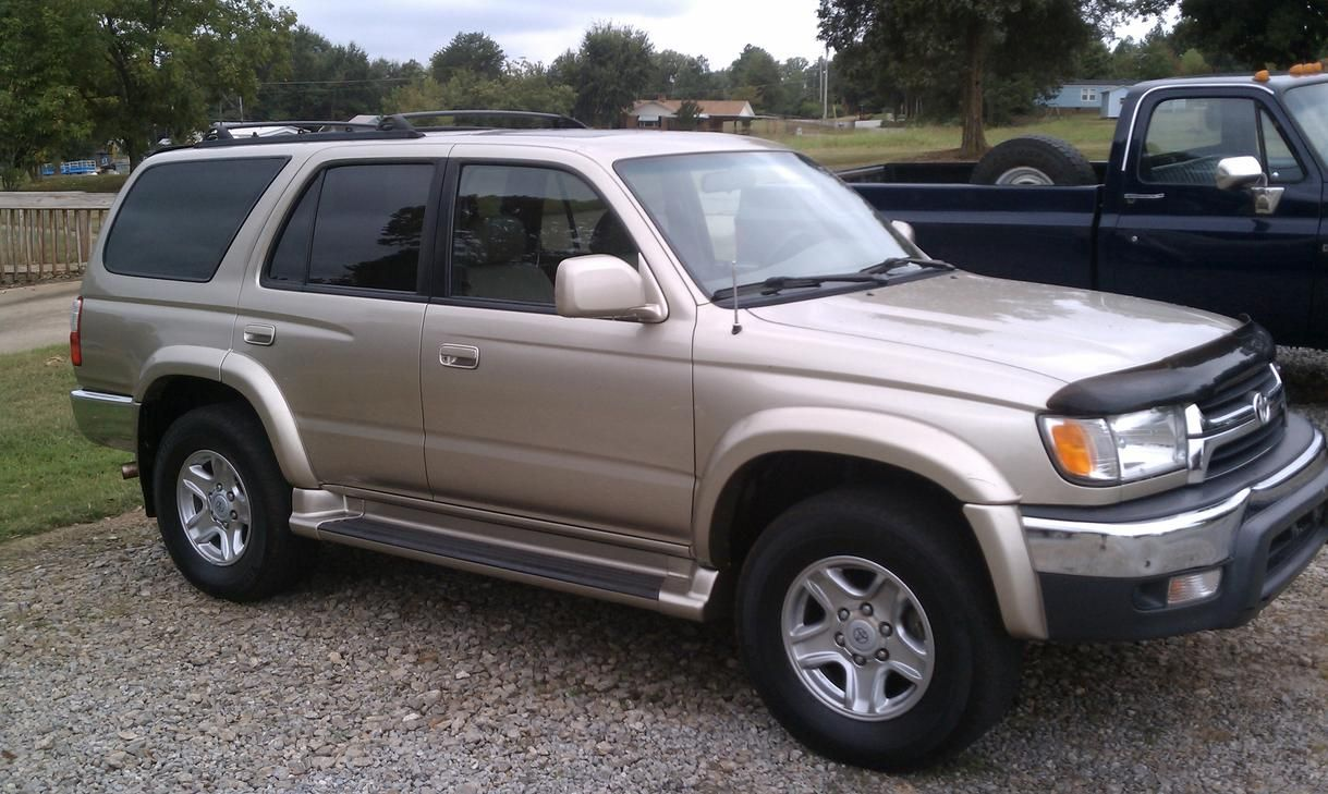 toyota 4runner owners manual 2008