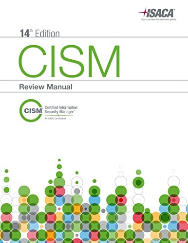cism review manual 14th edition