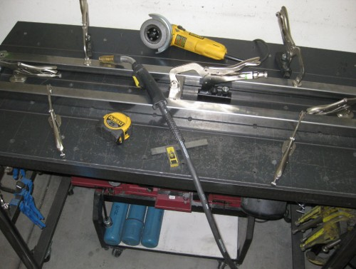 ideal band saw welder manual