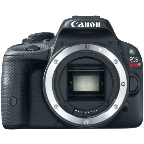 canon eos rebel sl1 dslr owners manual