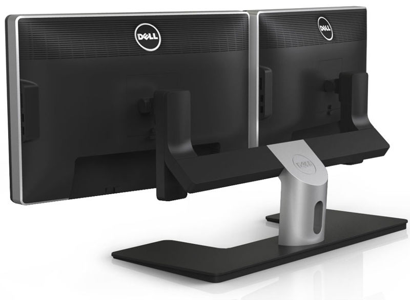 dell mds14 dual monitor stand manual