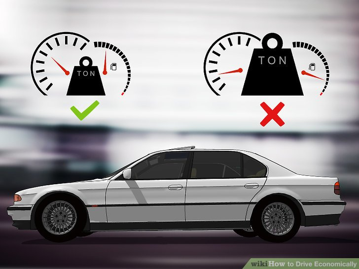 how to drive economically manual