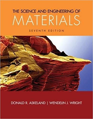 material science and engineering 7th edition solution manual