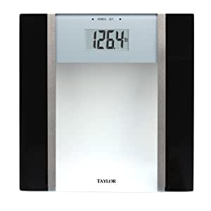 taylor body fat analyzer and scale manual