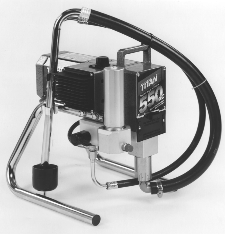 wagner airless paint sprayer manual